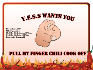 Pull My Finger Chili Cook Off2
