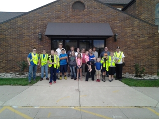 HIWAY CLEAN UP 2014