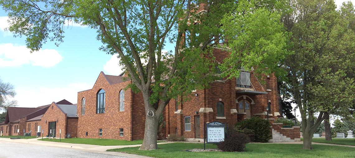 Salem Lutheran Church of Fontanelle
