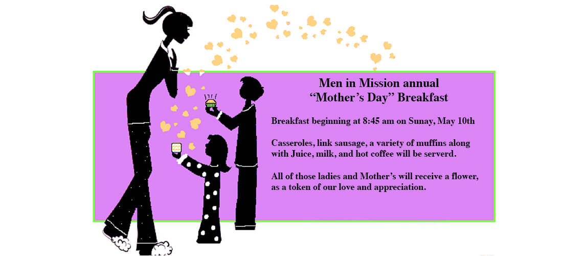 Mother's Day Banner 2015