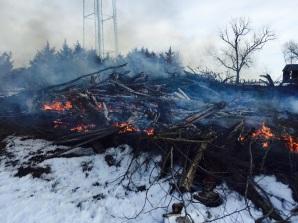 burn pile 2