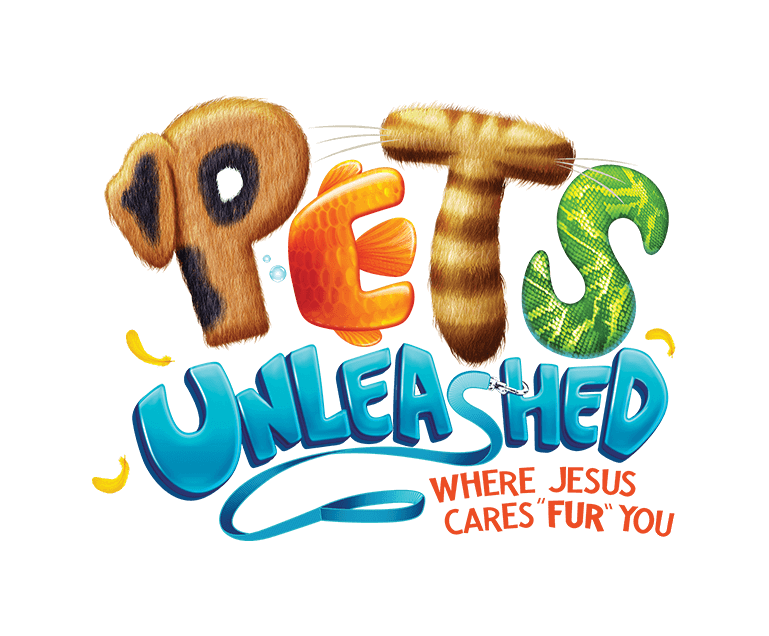 pets-unleashed-weekend-vbs-logo