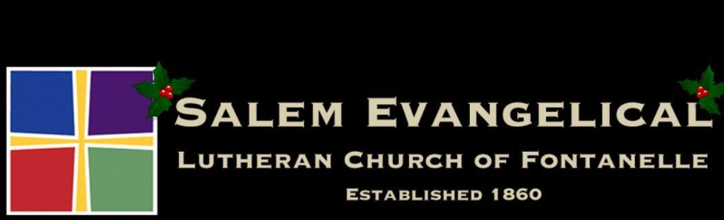Salem Evangelical Lutheran Church of Fontanelle